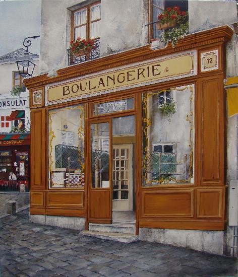 "Prix : --- <br /><br /><a target=""_blank"" href=""http://www.artwindow.fr/aw/img/Houmeau/boulangerie%20Montmartre.jpg""><u>Zoom</u></a>"