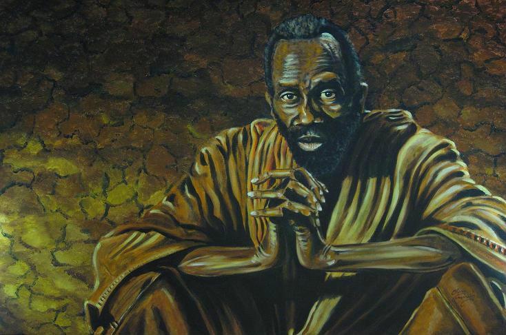 Artiste peintre peint un tableau une toile - youtubecom