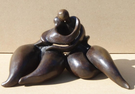 artwindow - bronze 35cm