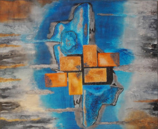 artwindow - Pintura abstracta
